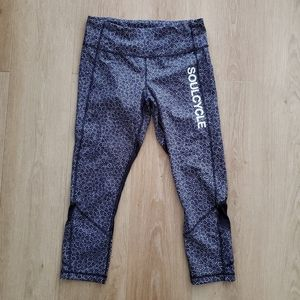 Lululemon Soul Cycle Speed Up Crops 6